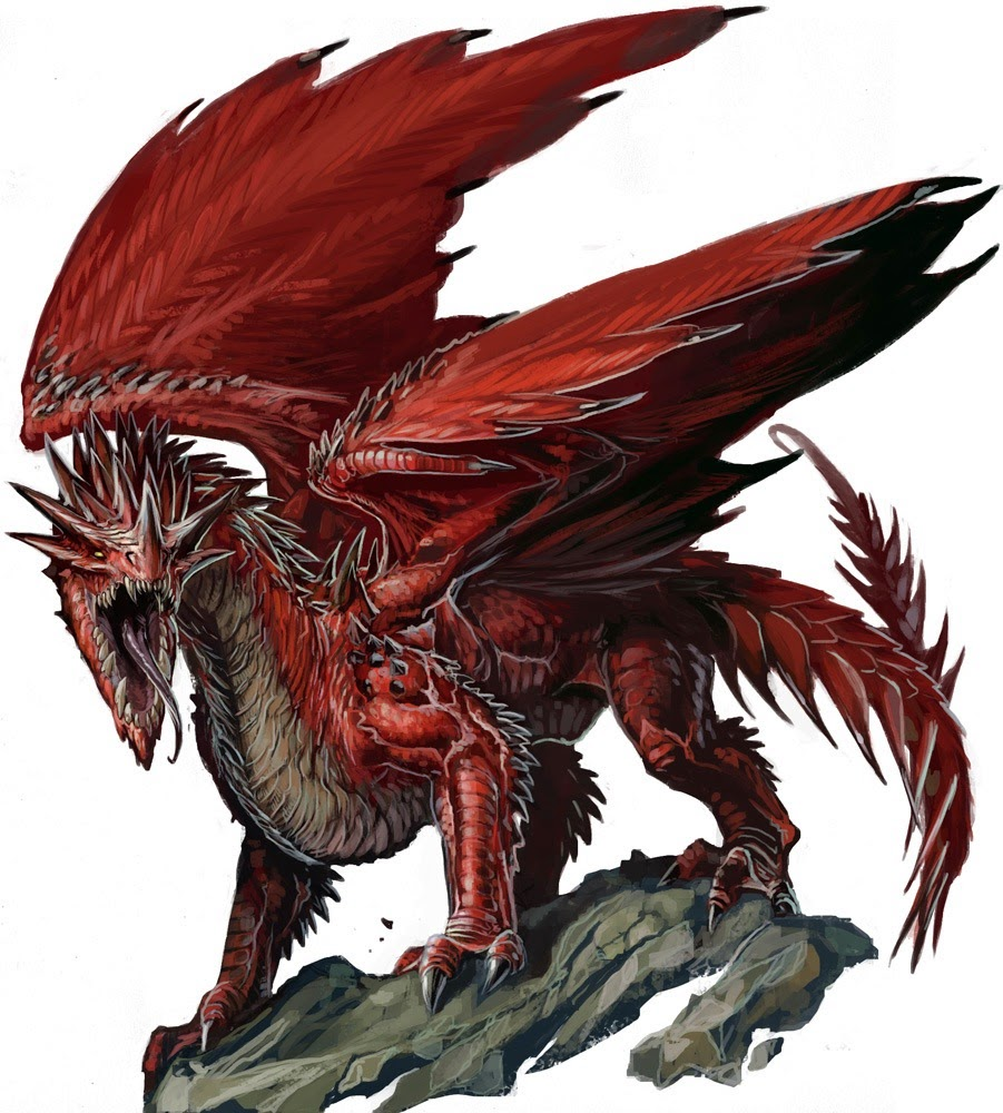 Dnd Red Dragon