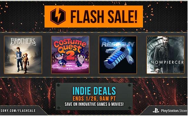 PSN World Deals: (EXPIRED) Flash Sale happening in US PSN  Shadow