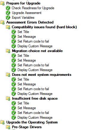 Kevinisms: Windows 10 In-Place Upgrade Assessment Error Handling