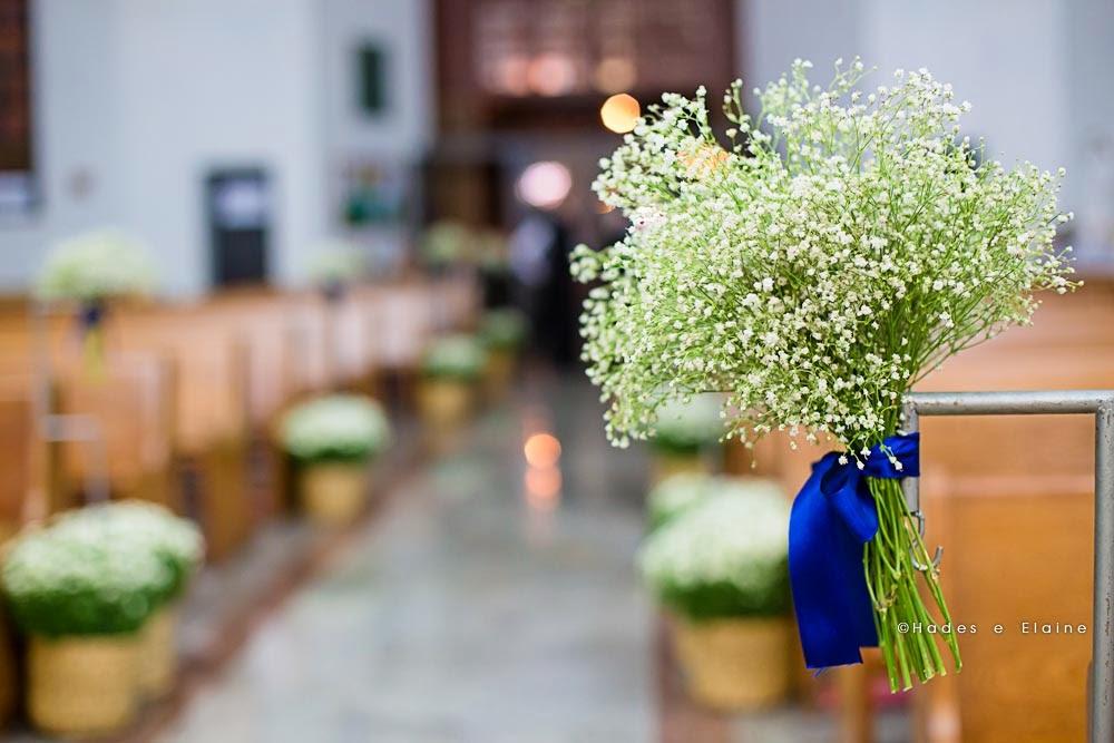 cerimônia - decoração - detalhes - mosquitinho - gipso
