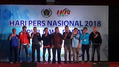 PWI Karawang Sabetn3 Medali Dalam Pekan Olahraga Wartawan
