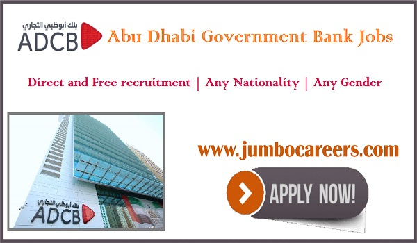 UAE government jobs for Indians, Available Abu Dhabi government jobs,