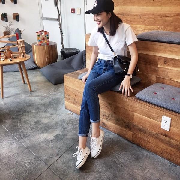 Đi tìm 6 xu hướng giày đế cao bạn nghiện mặc cùng đồng phục cho mùa back to schoo3l