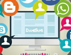 DameFans: Seguidores, Visitas Y Dinero Gratis