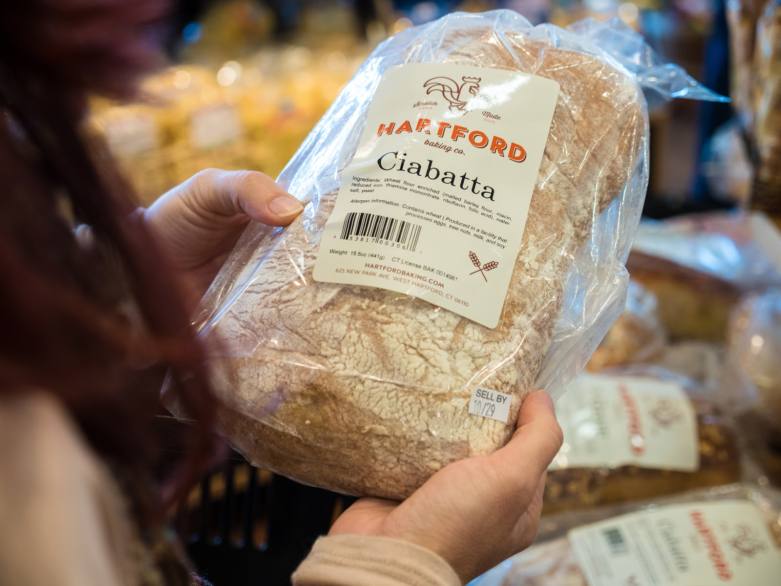 Local Food Rocks: Hartford Baking Co. at Avon Prime Meats