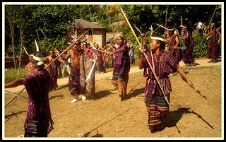 Tari Hedung Tarian Tradisional Dari Flores Timur, NTT