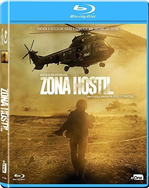 Zona Hostil (2017) 720p y 1080p BDRip mkv Castellano AC3 5.1 ch