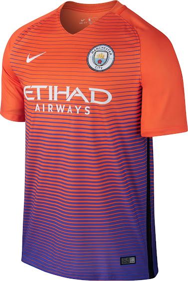 Manchester City 16 17 Ausweichtrikot Veröffentlicht Nur Fussball