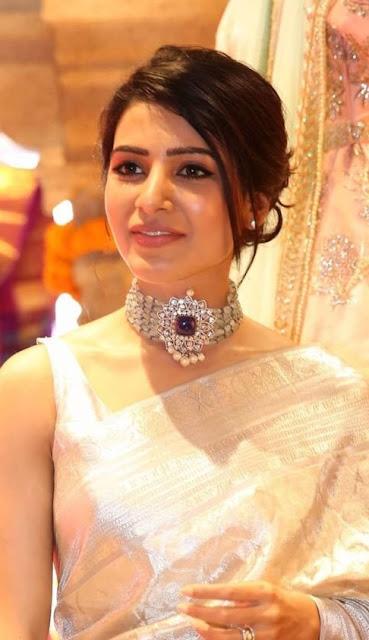 Samantha traditional and diamond jewelry