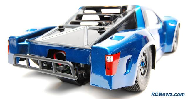 Pro-Line Pro-2 SC rear bumper