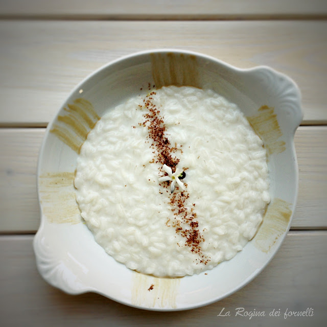 Cracco recipe - risotto