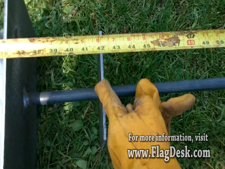 DIY Flagpole Foudnation Installation: Instructions & Directions