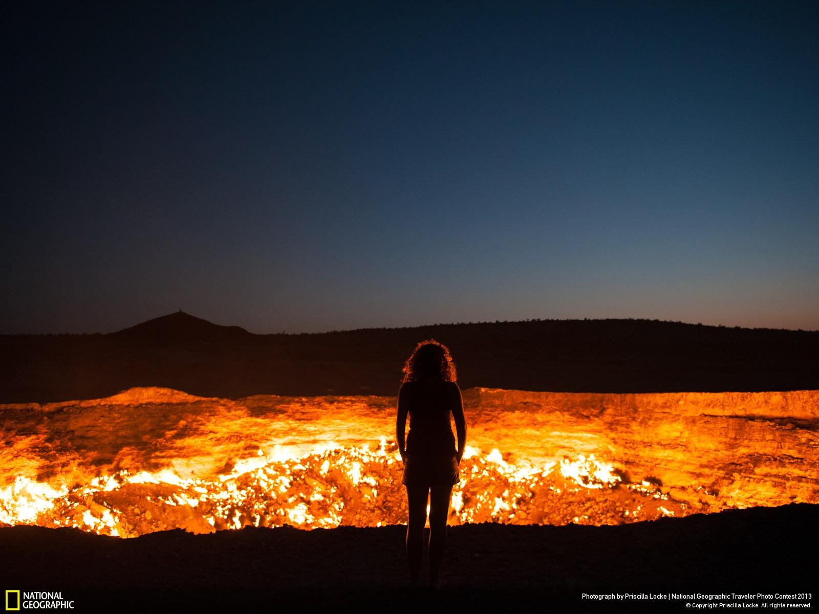 Inferno Em Chamas Top medos mistérios e filmes: porta para o inferno