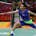 Keputusan Perlawanan Badminton Akhir Lelaki Olimpik 2016 - Lee Chong Wei vs Chen Long