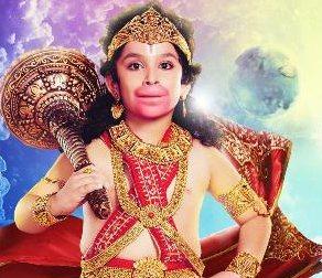 Thần Khỉ Hanuman Tập 86