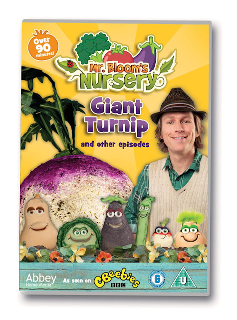 cBeebies Mr Bloom's Nursery Giant Turnip DVD