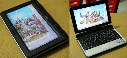 harga tablet pc bekas fujitsu t590