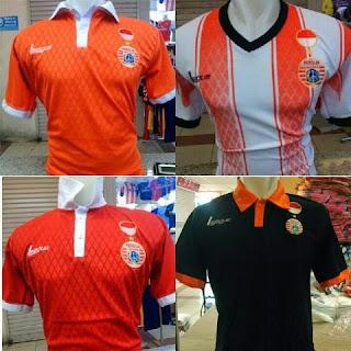berita bocoran jersey persija musim depan dan ISL 2015/2016