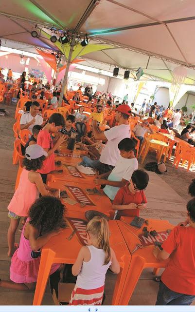 Grupo São Gonçalo participa da XIII Festa do Mar