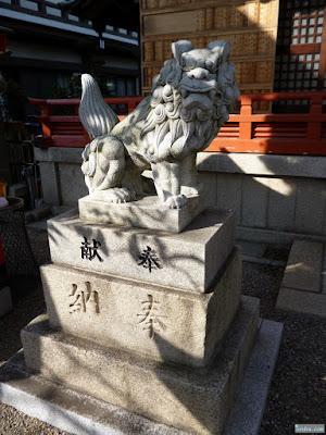 皇大神宮狛犬