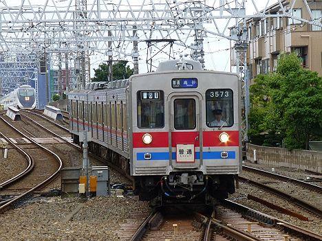 京成3500形最後の未更新車3588F ついに引退!