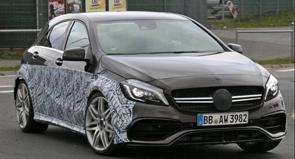 2018 Mercedes-AMG A45 Price, Specs and Release Date