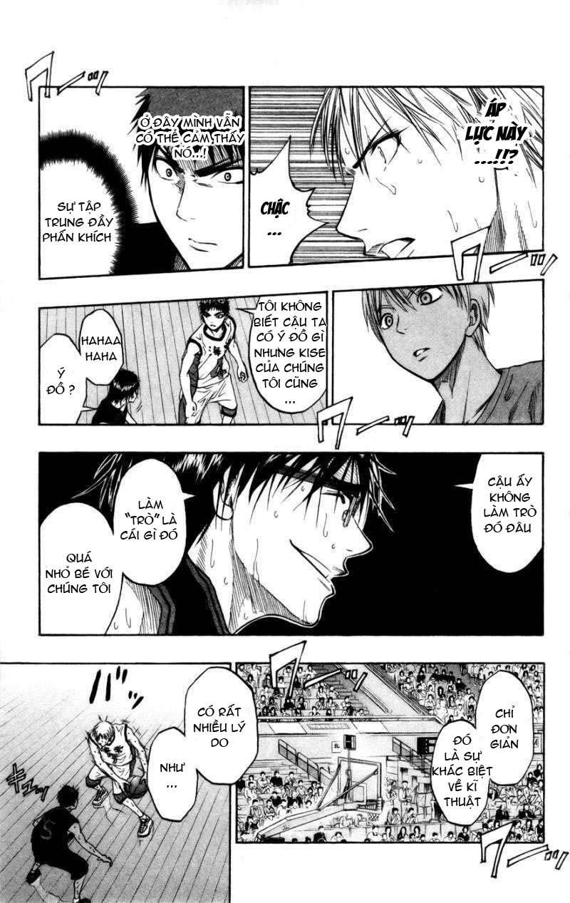 Kuroko No Basket chap 066 trang 9