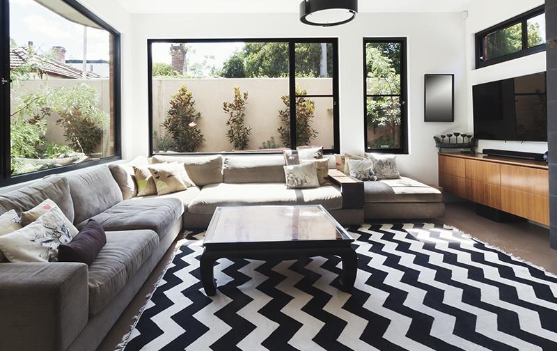 2018 area rug trends