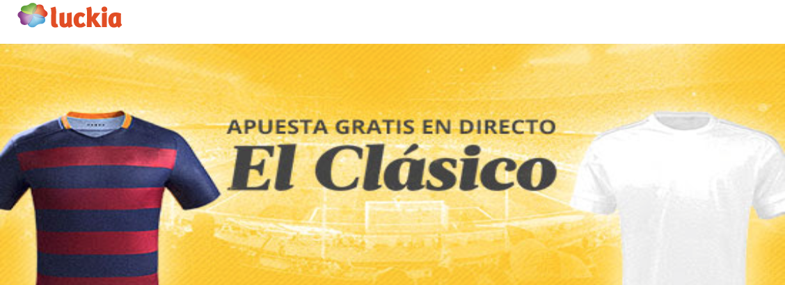 Oferta bar a vs real madrid luckia - Ofertas casas de apuestas ...