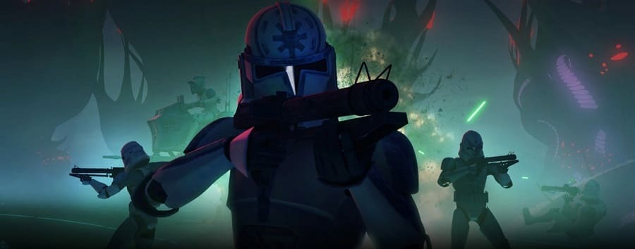 Imagens Star Wars - The Clone Wars - 4ª Temporada