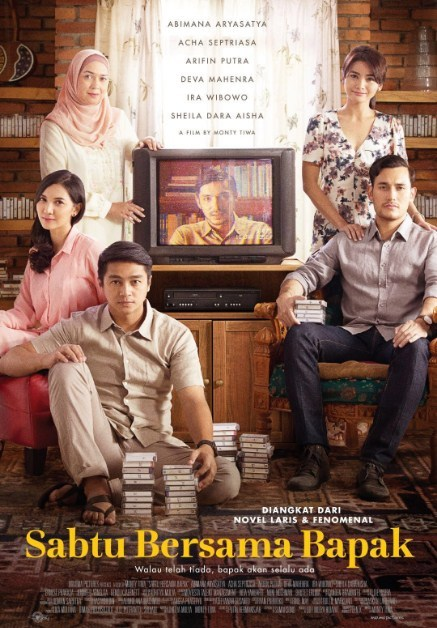Download Film Sabtu Bersama Bapak 2016