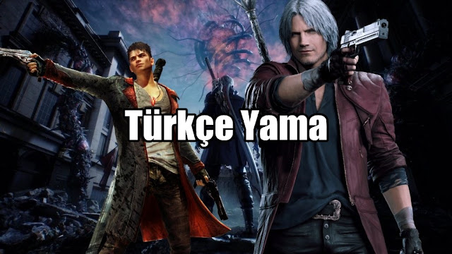 DmC: Devil May Cry Türkçe