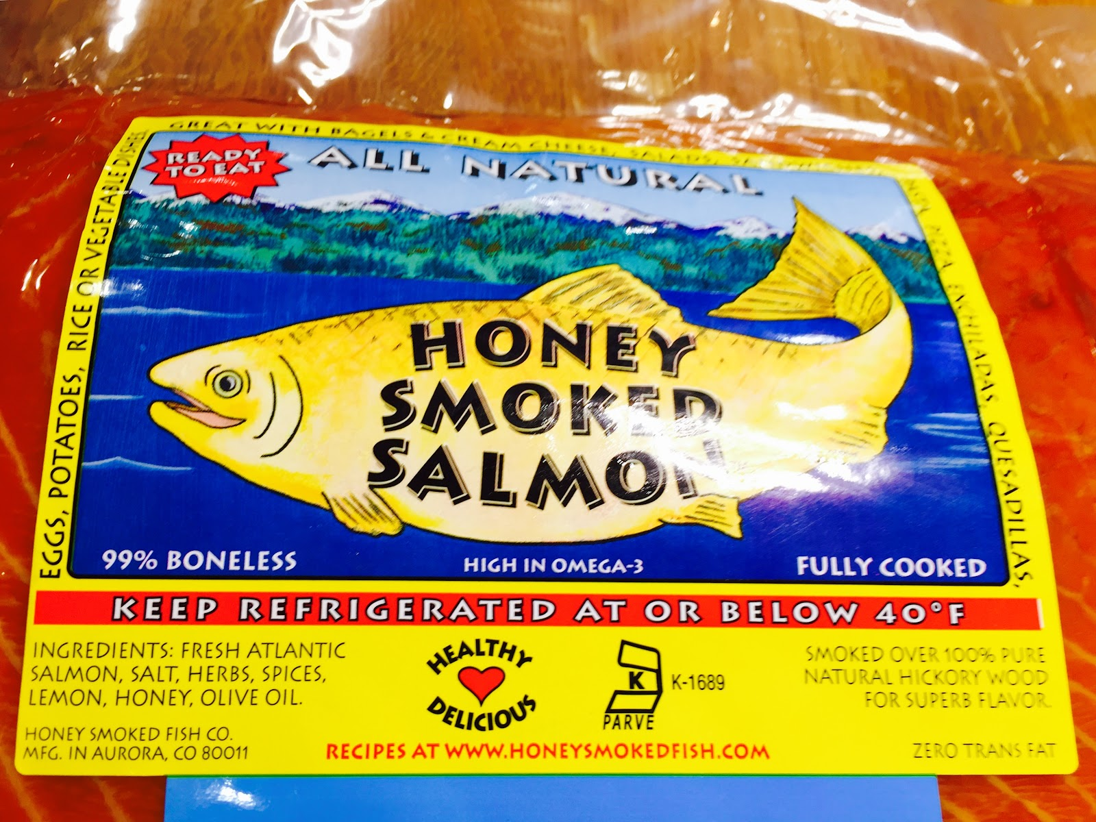 Phoodographs and finds our phabulous phood phinds at the for Honey smoked fish