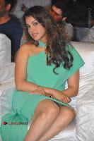 Actress Isha Koppikar Pos in Green Dress at Keshava Telugu Movie Audio Launch .COM 0008.jpg