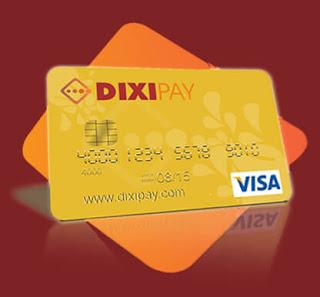 احصل على بطاقة فيزا ديكسى باى بخصم 50%