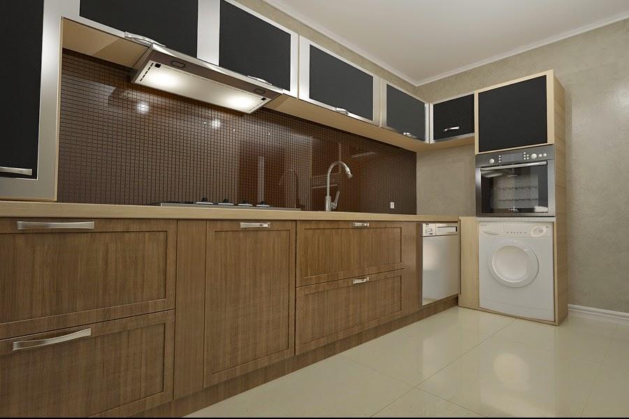 design interior bucatarie apartament Constanta
