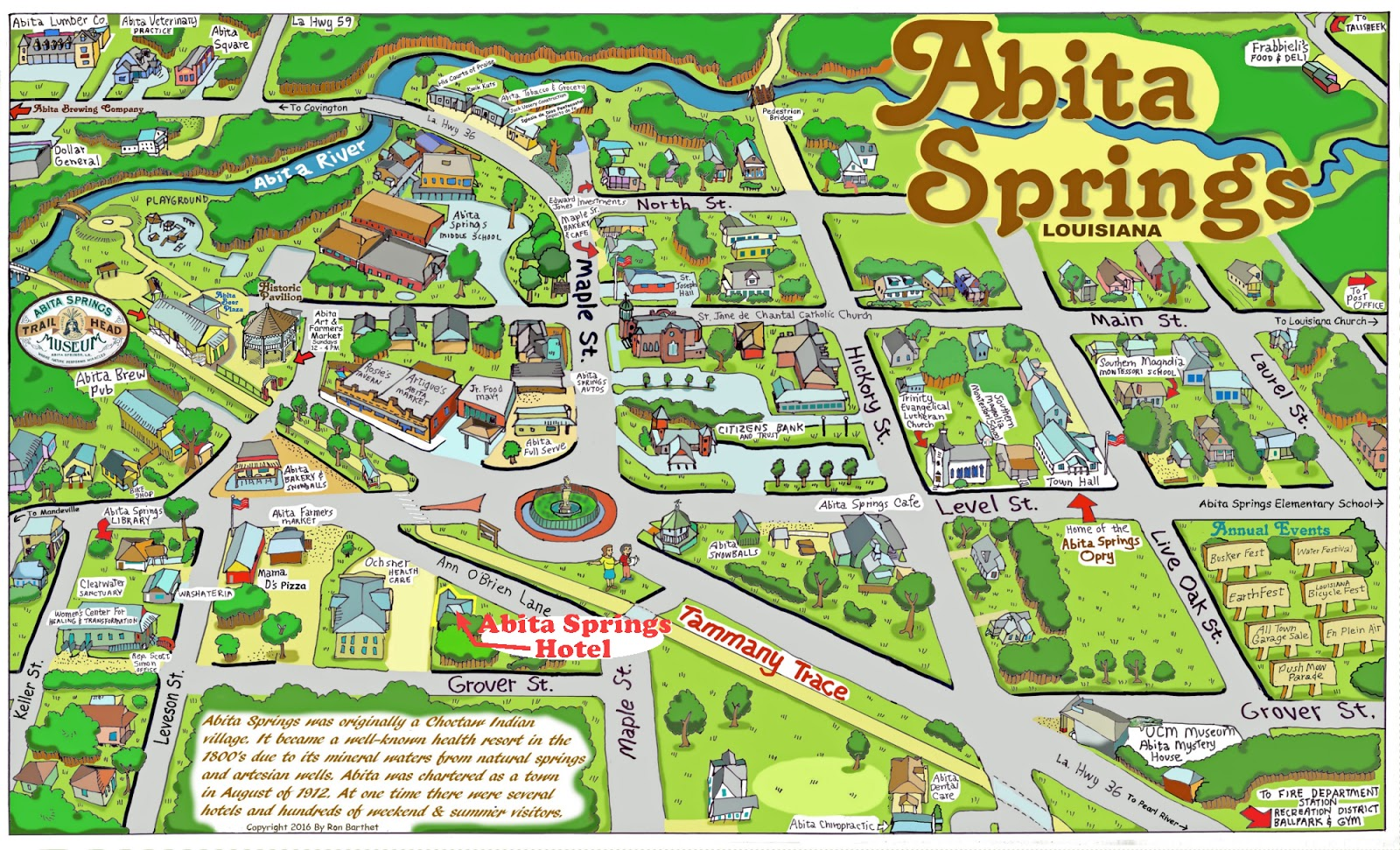 see also a brief history of abita springs