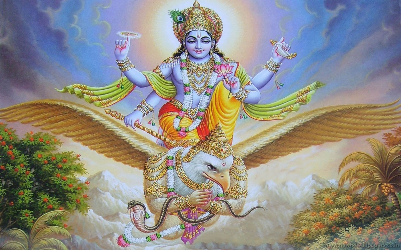 Hindu Gods Wallpaper For Desktop: Hindu Gods And Goddess [Great Wallpapers]