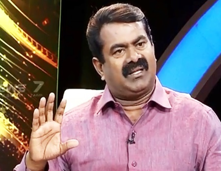 Interview with NTK Leader Seeman 11-01-2018 News 7 Tamil