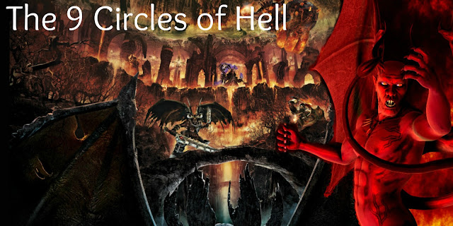 9 Circles Of Hell: The Second Maybe Where You Belong