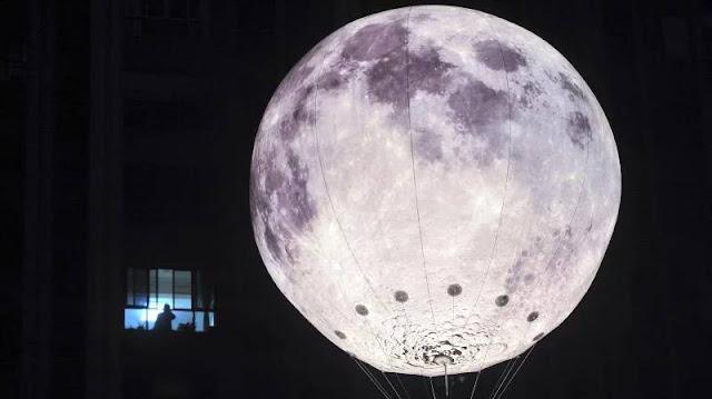 Trung Quốc có kế hoạch xây dựng Mặt Trăng nhân tạo