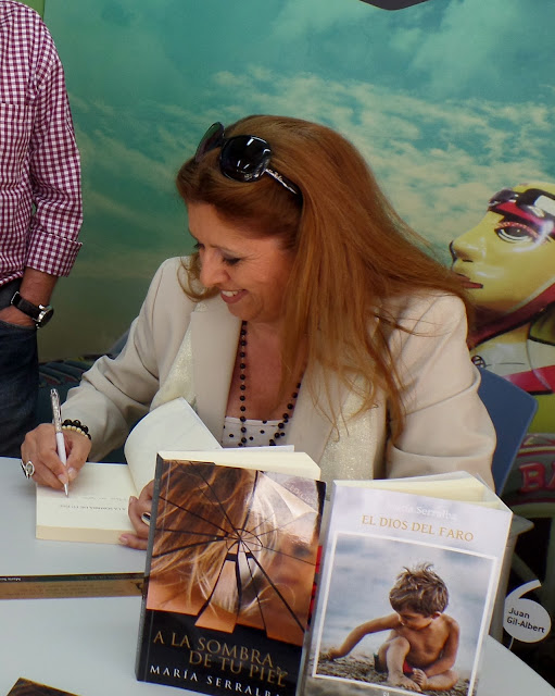 El Blog de María Serralba-Feria del Libro de Alicante 4/5/14