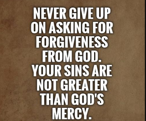 Best Mercy Quotes And Sayings - Sacred Dreams - Positive ...