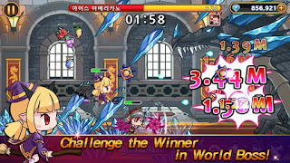 Armpit Hero King of Hell Apk Mod