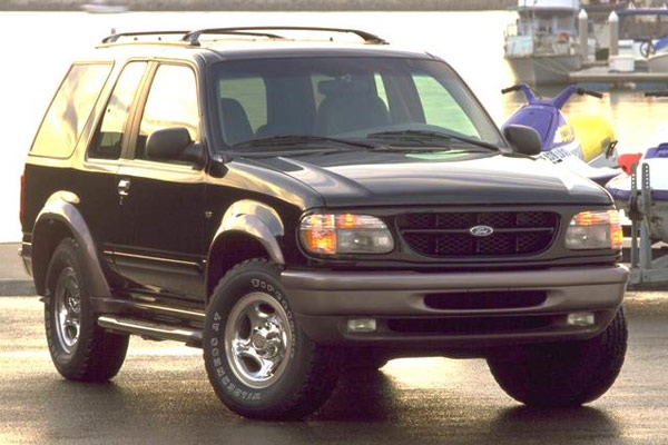 1998 ford explorer owners manual | just give me the damn manual.