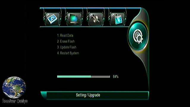 All Multi Media Receivers New Software Through USB - RECEIVERS DUNIYA