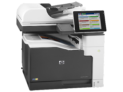 HP LaserJet Enterprise 700 Color MFP M775DN Driver Download