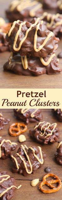 Pretzel Peanut Clusters