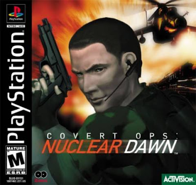 descargar covert ops nuclear dawn psx mega