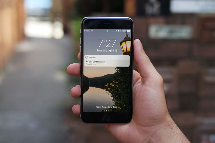 7 Solusi Memperbaiki Sim Card Tidak Terbaca Di Iphone Teknolah